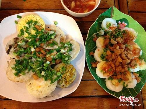 bánh căn Bình Thuận