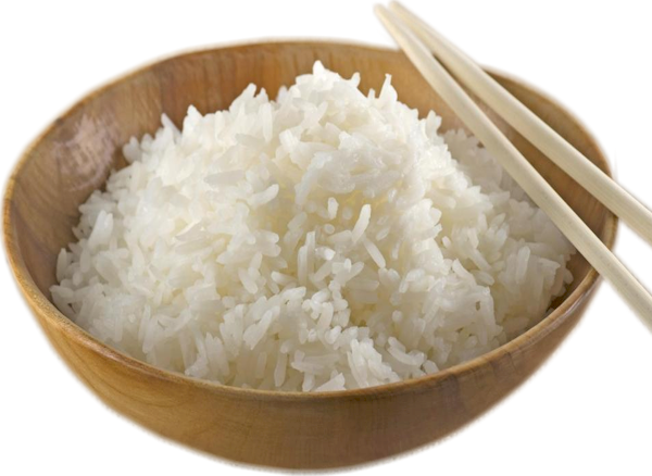 Chén cơm thơm dẻo mềm ngọt được nấu từ gạo ngon đặc sản