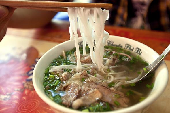 Phở - món ăn đặc sắc của Việt Nam nổi tiếng thể giới